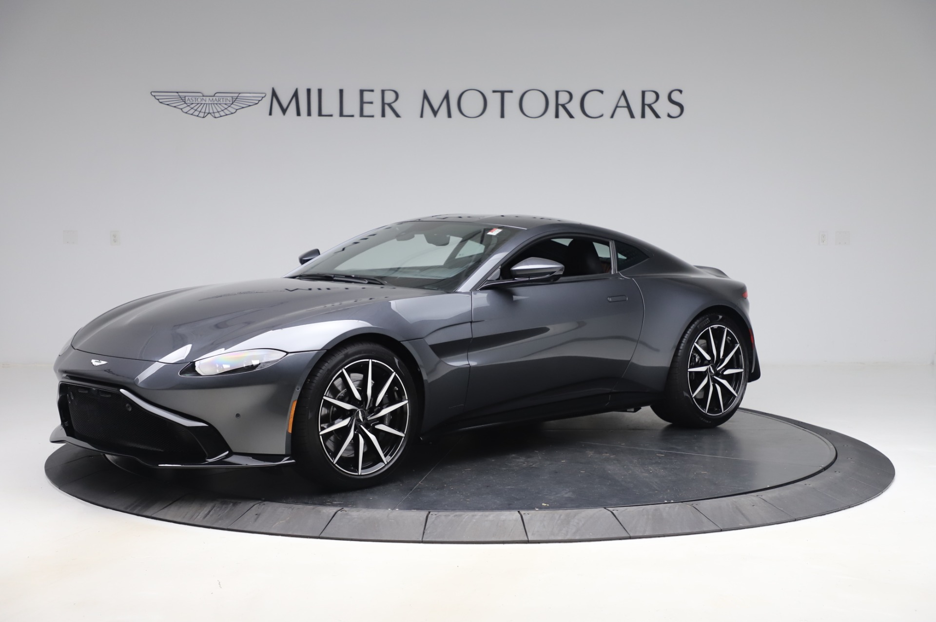 New 2020 Aston Martin Vantage Coupe for sale $182,781 at Bentley Greenwich in Greenwich CT 06830 1