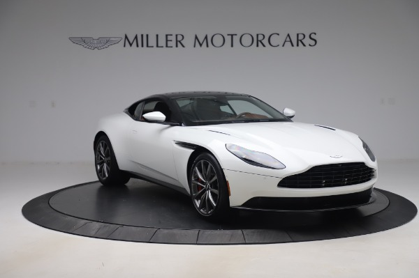 New 2020 Aston Martin DB11 V8 for sale $233,266 at Bentley Greenwich in Greenwich CT 06830 10