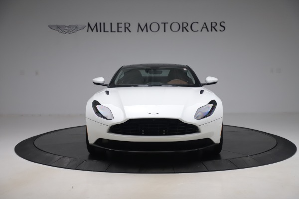 New 2020 Aston Martin DB11 V8 for sale $233,266 at Bentley Greenwich in Greenwich CT 06830 11