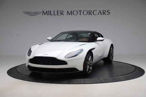 New 2020 Aston Martin DB11 V8 for sale $233,266 at Bentley Greenwich in Greenwich CT 06830 12