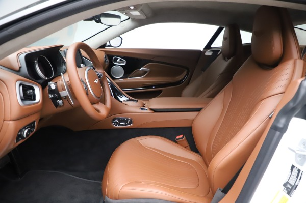 New 2020 Aston Martin DB11 V8 for sale $233,266 at Bentley Greenwich in Greenwich CT 06830 13