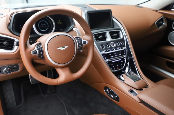 New 2020 Aston Martin DB11 V8 for sale $233,266 at Bentley Greenwich in Greenwich CT 06830 14