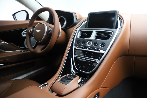 New 2020 Aston Martin DB11 V8 for sale $233,266 at Bentley Greenwich in Greenwich CT 06830 18