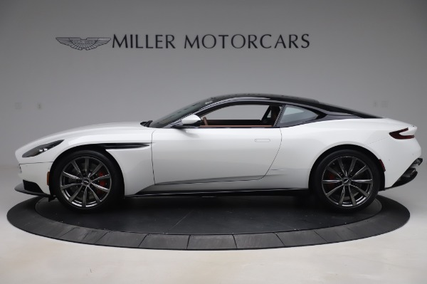 New 2020 Aston Martin DB11 V8 for sale $233,266 at Bentley Greenwich in Greenwich CT 06830 2