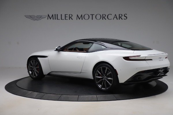 New 2020 Aston Martin DB11 V8 for sale $233,266 at Bentley Greenwich in Greenwich CT 06830 3