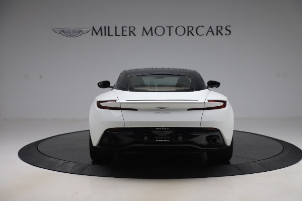 New 2020 Aston Martin DB11 V8 for sale $233,266 at Bentley Greenwich in Greenwich CT 06830 5