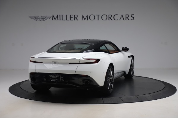 New 2020 Aston Martin DB11 V8 for sale $233,266 at Bentley Greenwich in Greenwich CT 06830 6