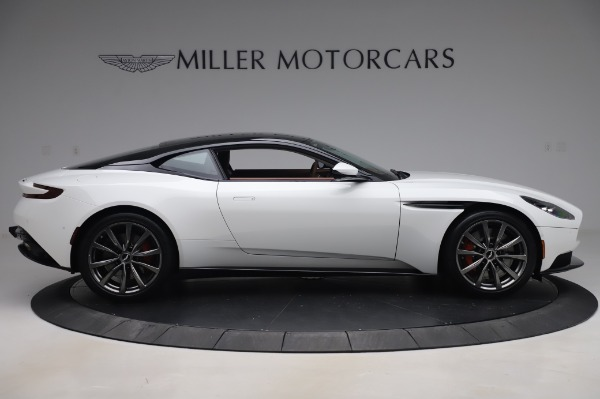 New 2020 Aston Martin DB11 V8 for sale $233,266 at Bentley Greenwich in Greenwich CT 06830 8