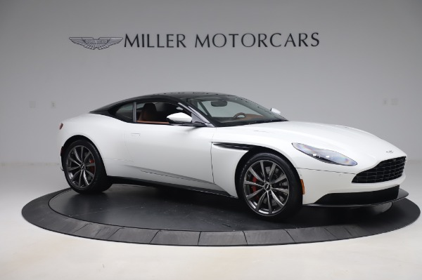 New 2020 Aston Martin DB11 V8 for sale $233,266 at Bentley Greenwich in Greenwich CT 06830 9
