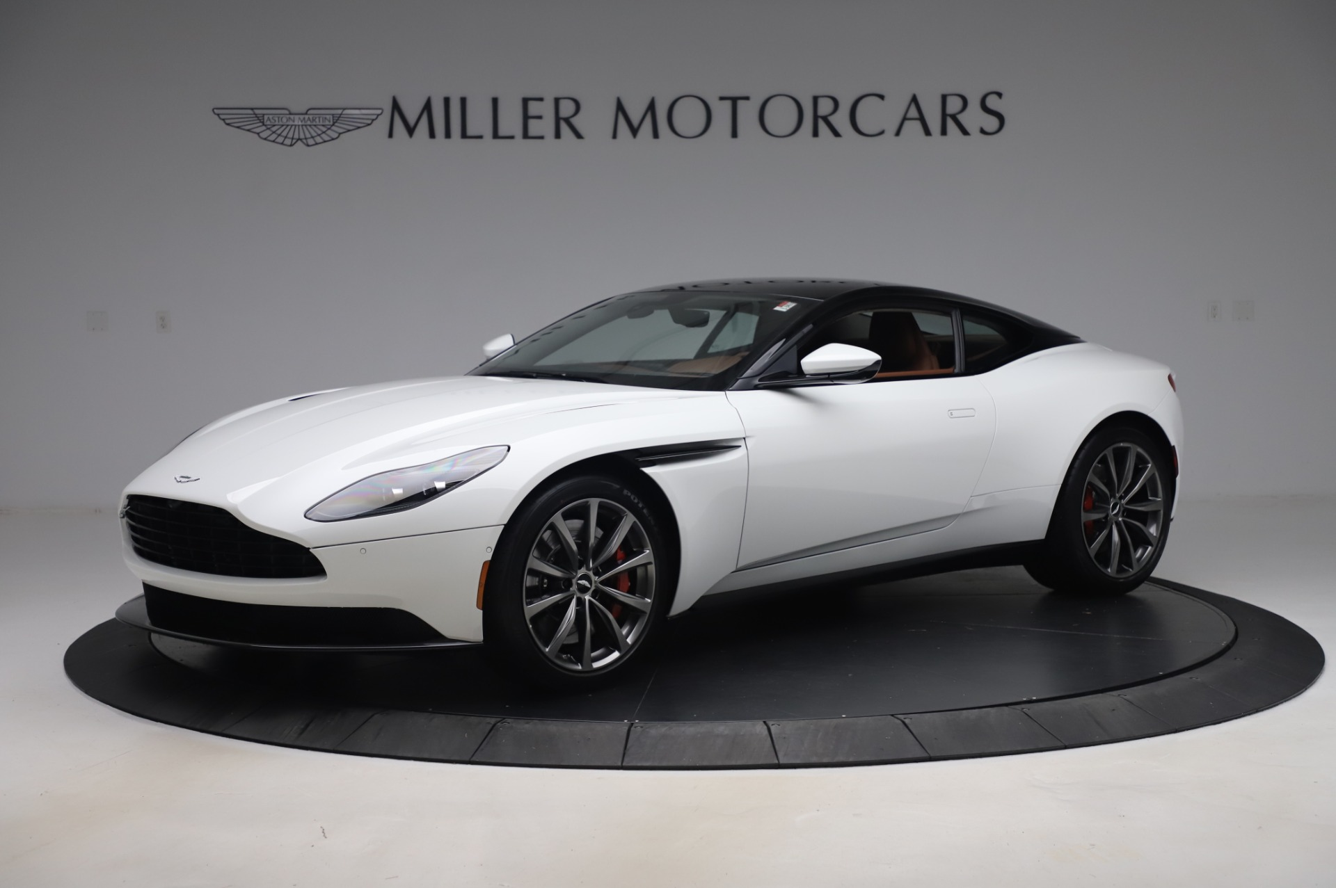 New 2020 Aston Martin DB11 V8 for sale $233,266 at Bentley Greenwich in Greenwich CT 06830 1