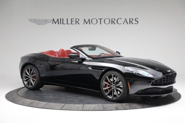 New 2020 Aston Martin DB11 Volante Convertible for sale $247,386 at Bentley Greenwich in Greenwich CT 06830 10