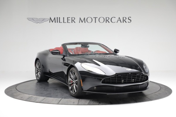 New 2020 Aston Martin DB11 Volante Convertible for sale $247,386 at Bentley Greenwich in Greenwich CT 06830 11