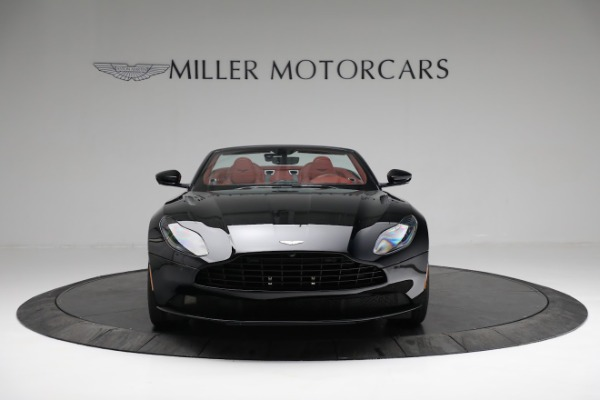 New 2020 Aston Martin DB11 Volante Convertible for sale $247,386 at Bentley Greenwich in Greenwich CT 06830 12