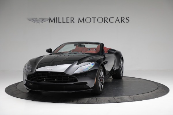 New 2020 Aston Martin DB11 Volante Convertible for sale $247,386 at Bentley Greenwich in Greenwich CT 06830 13