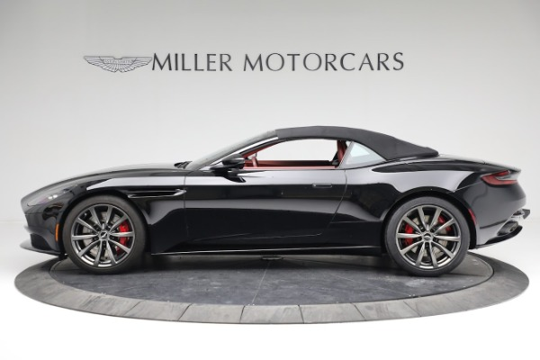 New 2020 Aston Martin DB11 Volante Convertible for sale $247,386 at Bentley Greenwich in Greenwich CT 06830 15
