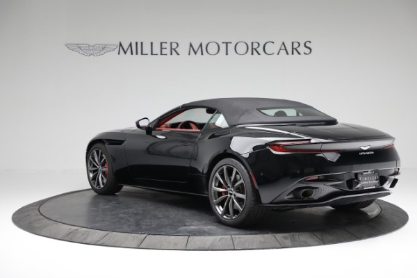 New 2020 Aston Martin DB11 Volante Convertible for sale $247,386 at Bentley Greenwich in Greenwich CT 06830 16