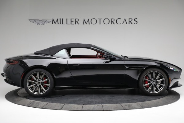 New 2020 Aston Martin DB11 Volante Convertible for sale $247,386 at Bentley Greenwich in Greenwich CT 06830 18