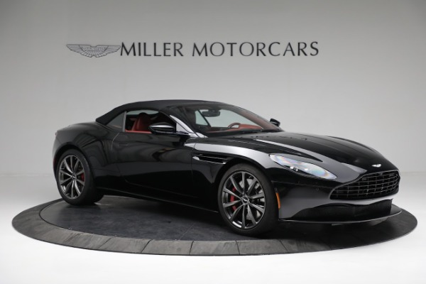New 2020 Aston Martin DB11 Volante Convertible for sale $247,386 at Bentley Greenwich in Greenwich CT 06830 19