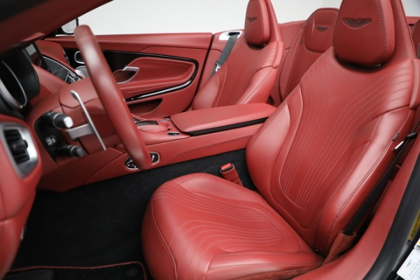 New 2020 Aston Martin DB11 Volante Convertible for sale $247,386 at Bentley Greenwich in Greenwich CT 06830 22