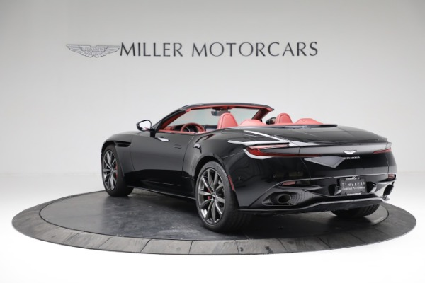 New 2020 Aston Martin DB11 Volante Convertible for sale $247,386 at Bentley Greenwich in Greenwich CT 06830 5