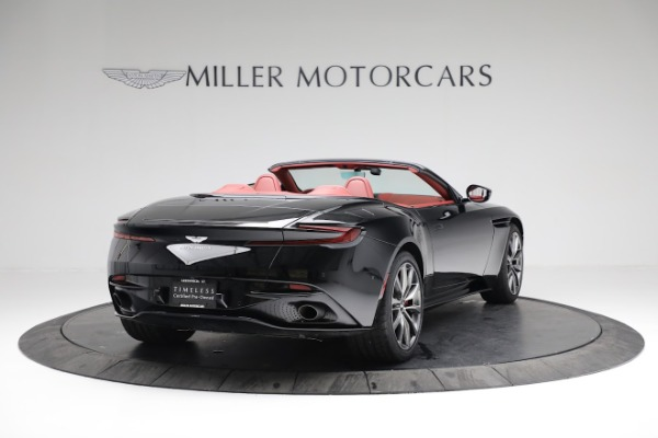 New 2020 Aston Martin DB11 Volante Convertible for sale $247,386 at Bentley Greenwich in Greenwich CT 06830 7