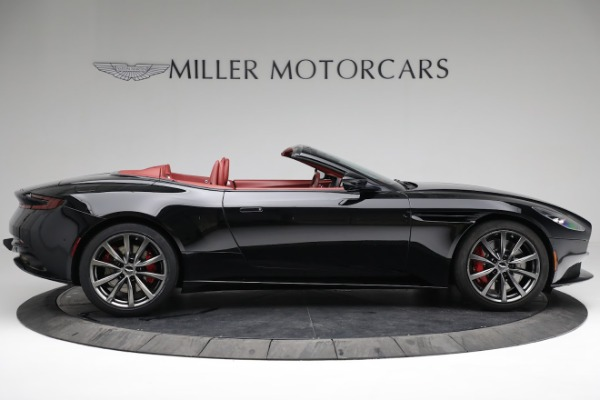 New 2020 Aston Martin DB11 Volante Convertible for sale $247,386 at Bentley Greenwich in Greenwich CT 06830 9