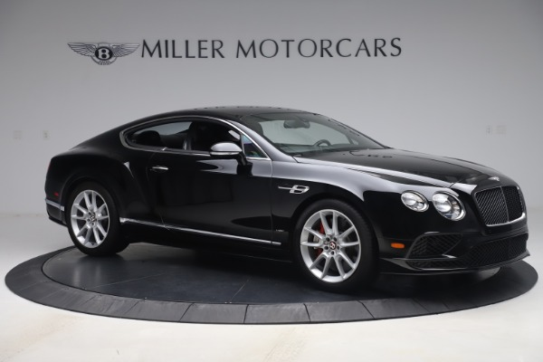 Used 2016 Bentley Continental GT V8 S for sale $127,900 at Bentley Greenwich in Greenwich CT 06830 10