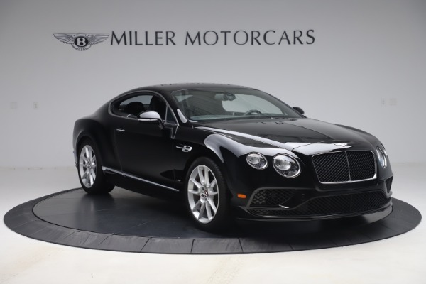 Used 2016 Bentley Continental GT V8 S for sale $127,900 at Bentley Greenwich in Greenwich CT 06830 11