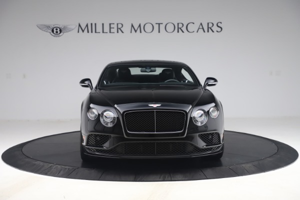 Used 2016 Bentley Continental GT V8 S for sale $127,900 at Bentley Greenwich in Greenwich CT 06830 12