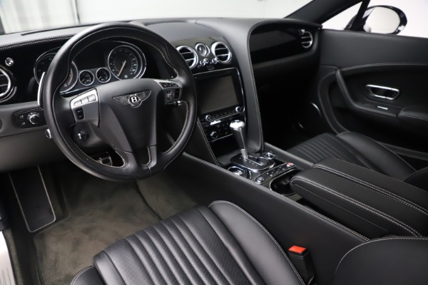 Used 2016 Bentley Continental GT V8 S for sale $127,900 at Bentley Greenwich in Greenwich CT 06830 13