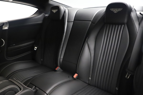 Used 2016 Bentley Continental GT V8 S for sale $127,900 at Bentley Greenwich in Greenwich CT 06830 17
