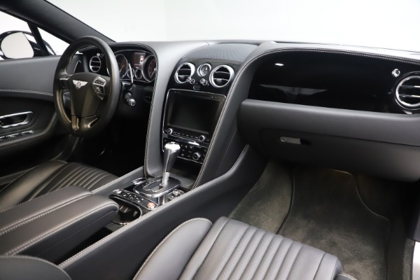 Used 2016 Bentley Continental GT V8 S for sale $127,900 at Bentley Greenwich in Greenwich CT 06830 18