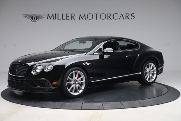 Used 2016 Bentley Continental GT V8 S for sale $127,900 at Bentley Greenwich in Greenwich CT 06830 2