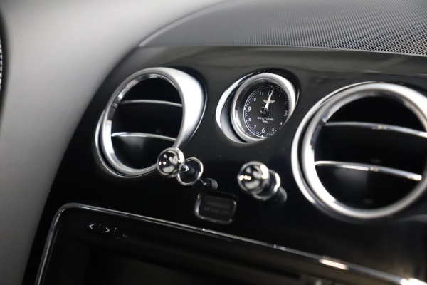 Used 2016 Bentley Continental GT V8 S for sale $127,900 at Bentley Greenwich in Greenwich CT 06830 23