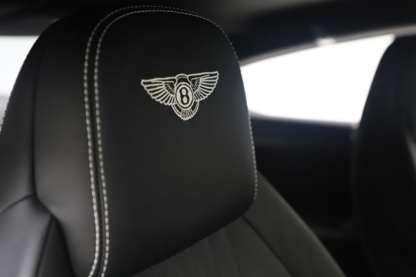 Used 2016 Bentley Continental GT V8 S for sale $127,900 at Bentley Greenwich in Greenwich CT 06830 24