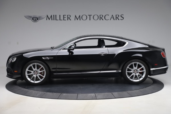 Used 2016 Bentley Continental GT V8 S for sale $127,900 at Bentley Greenwich in Greenwich CT 06830 3
