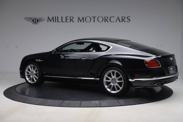 Used 2016 Bentley Continental GT V8 S for sale $127,900 at Bentley Greenwich in Greenwich CT 06830 4