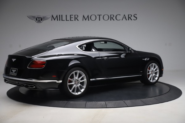 Used 2016 Bentley Continental GT V8 S for sale $127,900 at Bentley Greenwich in Greenwich CT 06830 8