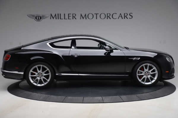 Used 2016 Bentley Continental GT V8 S for sale $127,900 at Bentley Greenwich in Greenwich CT 06830 9