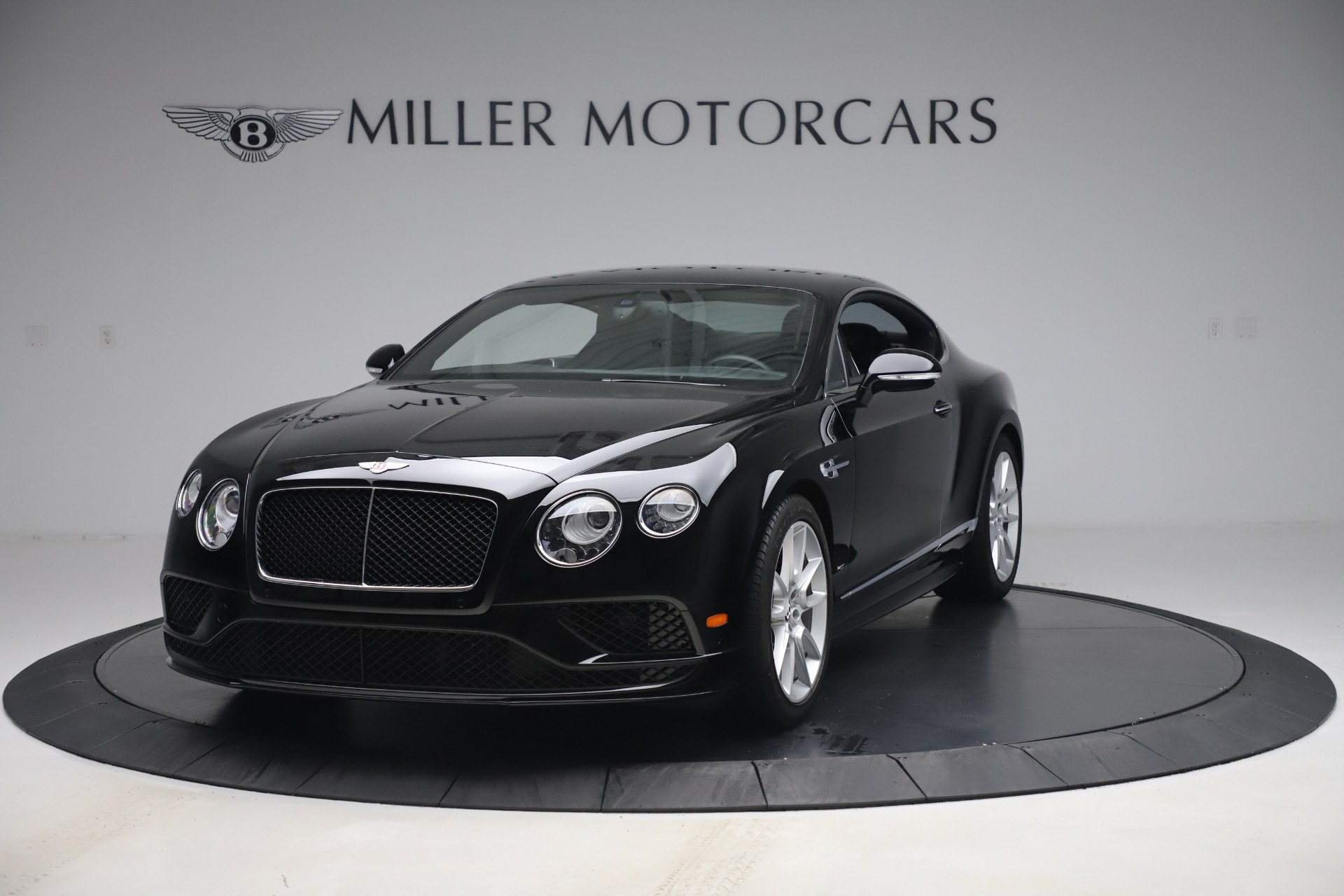 Used 2016 Bentley Continental GT V8 S for sale $127,900 at Bentley Greenwich in Greenwich CT 06830 1