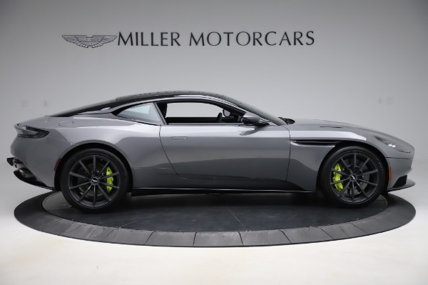 New 2020 Aston Martin DB11 V12 AMR Coupe for sale $265,421 at Bentley Greenwich in Greenwich CT 06830 10