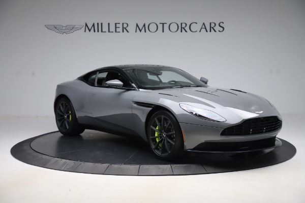 New 2020 Aston Martin DB11 V12 AMR Coupe for sale $265,421 at Bentley Greenwich in Greenwich CT 06830 12