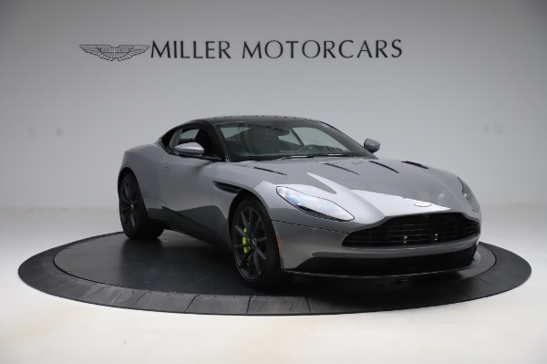 New 2020 Aston Martin DB11 V12 AMR Coupe for sale $265,421 at Bentley Greenwich in Greenwich CT 06830 13