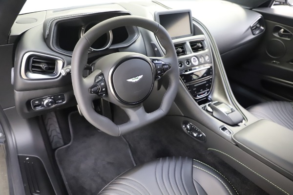 New 2020 Aston Martin DB11 V12 AMR Coupe for sale $265,421 at Bentley Greenwich in Greenwich CT 06830 15