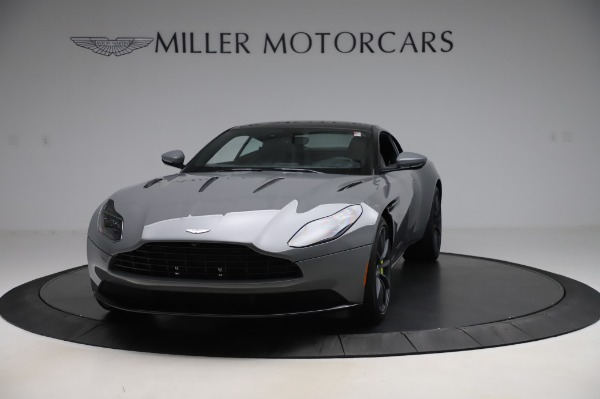 New 2020 Aston Martin DB11 V12 AMR Coupe for sale $265,421 at Bentley Greenwich in Greenwich CT 06830 2