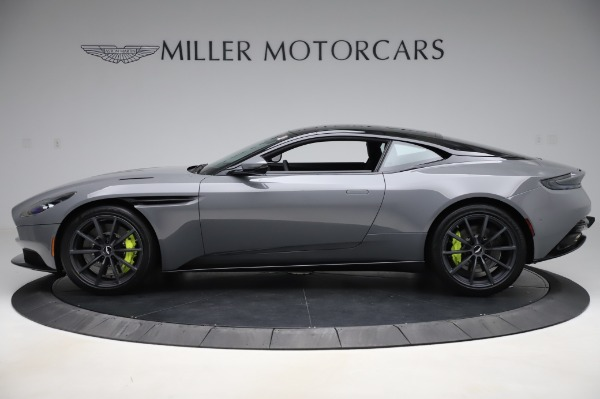 New 2020 Aston Martin DB11 V12 AMR Coupe for sale $265,421 at Bentley Greenwich in Greenwich CT 06830 3
