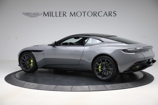 New 2020 Aston Martin DB11 V12 AMR Coupe for sale $265,421 at Bentley Greenwich in Greenwich CT 06830 4
