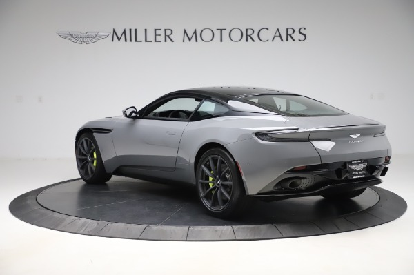 New 2020 Aston Martin DB11 V12 AMR Coupe for sale $265,421 at Bentley Greenwich in Greenwich CT 06830 5