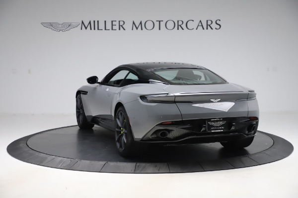 New 2020 Aston Martin DB11 V12 AMR Coupe for sale $265,421 at Bentley Greenwich in Greenwich CT 06830 6