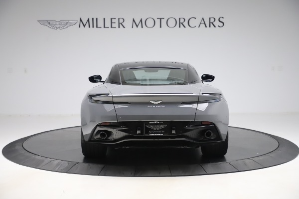 New 2020 Aston Martin DB11 V12 AMR Coupe for sale $265,421 at Bentley Greenwich in Greenwich CT 06830 7